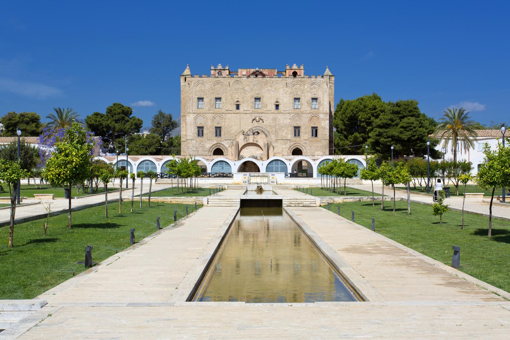 Palermo, Il castello della Zisa